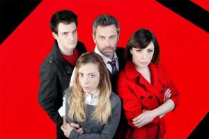 Il cast dello spettacolo IL TOPO NEL CORTILE - Edizione 2016