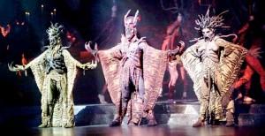 LA DIVINA COMMEDIA. L'OPERA - Le creature fantastiche ideate dal Premio Oscar Carlo Rambaldi e realizzate da Sergio Stivaletti