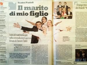 IL MARITO DI MIO FIGLIO 2013 - La Repubblica