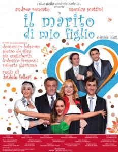 IL MARITO DI MIO FIGLIO - Locandina edizione 2013