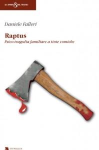 RAPTUS - La copertina del libro edito da TITIVILLUS