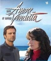 UN AMORE E UNA VENDETTA - La copertina del DVD
