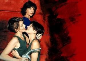 BENZINA - Loredana Cannata, Cinzia Mascoli e Elodie Treccani (ph. Gianmarco Chieregato)