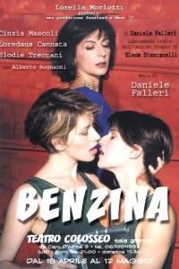 BENZINA - Locandina seconda edizione