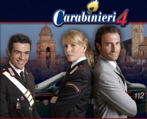 CARABINIERI 4 - Logo della serie Tv