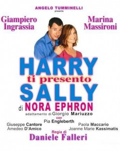 HARRY TI PRESENTO SALLY - La locandina