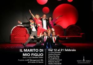 IL MARITO DI MIO FIGLIO - Teatro San Babila - Milano (2016)