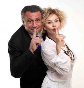 IL MARITO DI MIO FIGLIO - Andrea Roncato e Eva Grimaldi