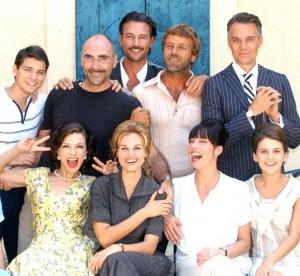 QUESTA E' LA MIA TERRA 2 - con il cast della serie Tv