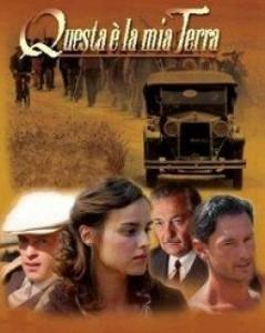 QUESTA E' LA MIA TERRA - La copertina del DVD