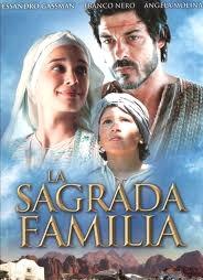 LA SACRA FAMIGLIA - La copertina del DVD versione spagnola