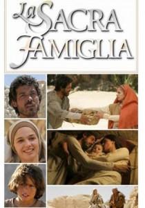 LA SACRA FAMIGLIA - La copertina del DVD