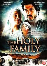 LA SACRA FAMIGLIA - La copertina del DVD versione inglese