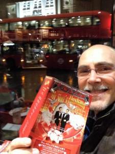 MY SON'S HUSBAND - A Londra per il debutto della versione inglese de IL MARITO DI MIO FIGLIO (Febbraio 2016)